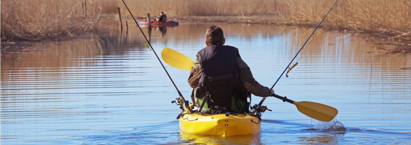 Best Fishing Kayaks Under $1000 - Stripe 2