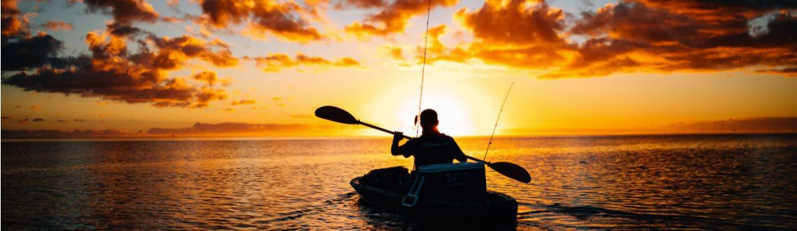 Best Fishing Kayaks Under $1000 - Stripe