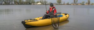 Best Fishing Kayaks Under $1000 - inflatable kayak