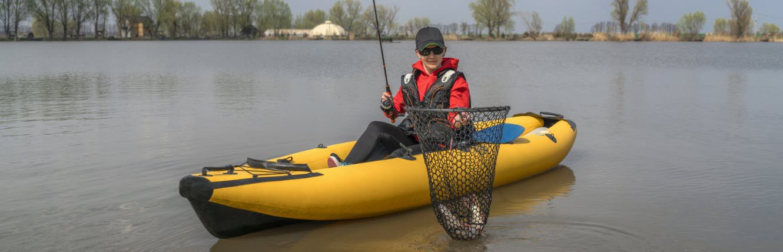 Best Fishing Kayaks Under $1000 - inflatable kayak