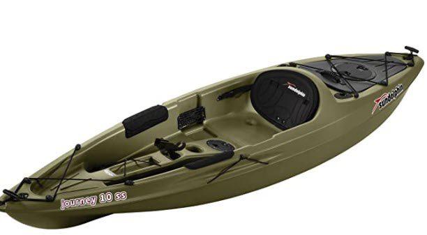 Best Fishing Kayaks Under $1000 - sun dolphin