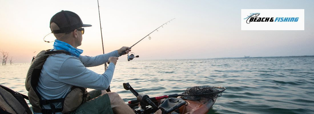 Best Kayak Fishing Rods - Header