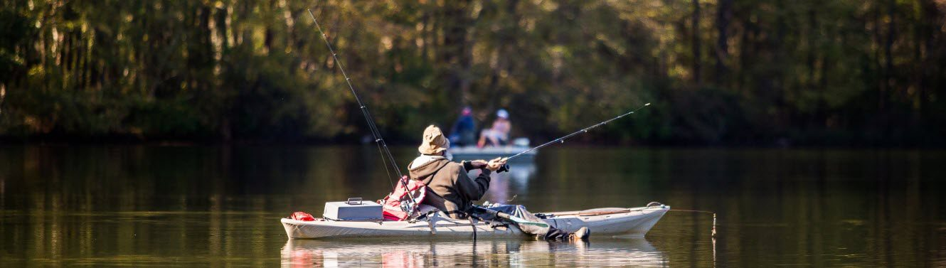 Best Kayak Fishing Rods - Stripe 2