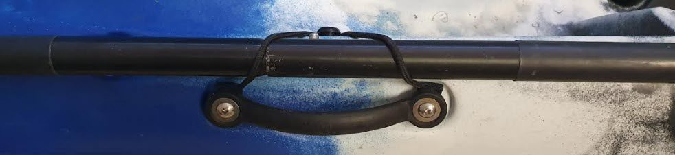 kayak fishing tips - kayak rod holder