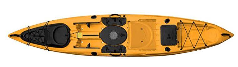 ocean fishing kayaks - malibu