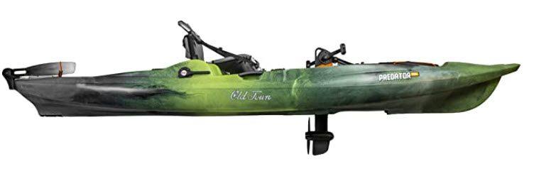 ocean fishing kayaks - preditor pedal
