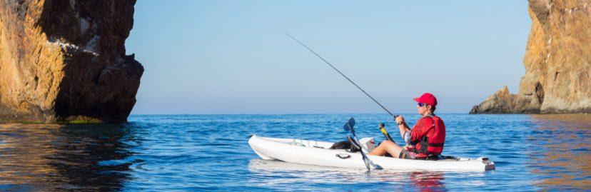 ocean fishing kayaks - stripe 1