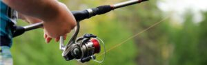 Best surf fishing reels - stripe 2