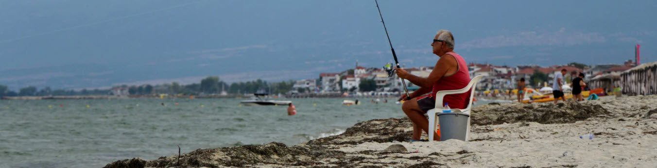 Best surf fishing reels - stripe 3
