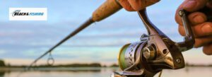 Kayak fishing reel - header