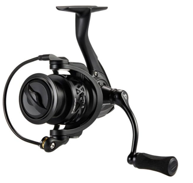 Kayak fishing reel - option 2