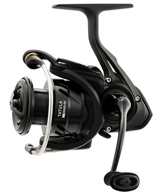 Kayak fishing reel - option 3