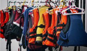 lifejackets for kayak - life jaskets