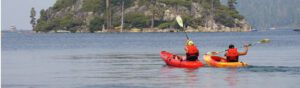 lifejackets for kayak - stripe 2