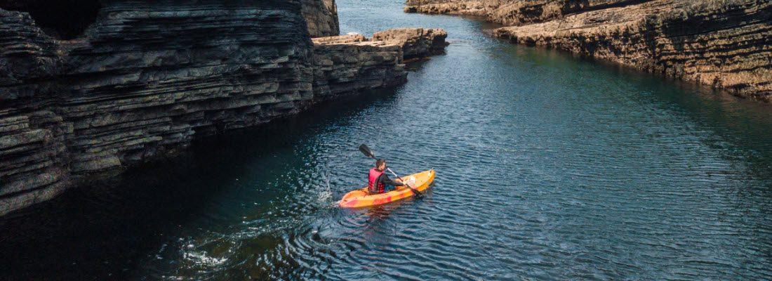 lifejackets for kayak - stripe