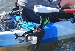 trolling motor for kayak