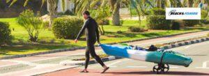 trolleys for kayaks - Header