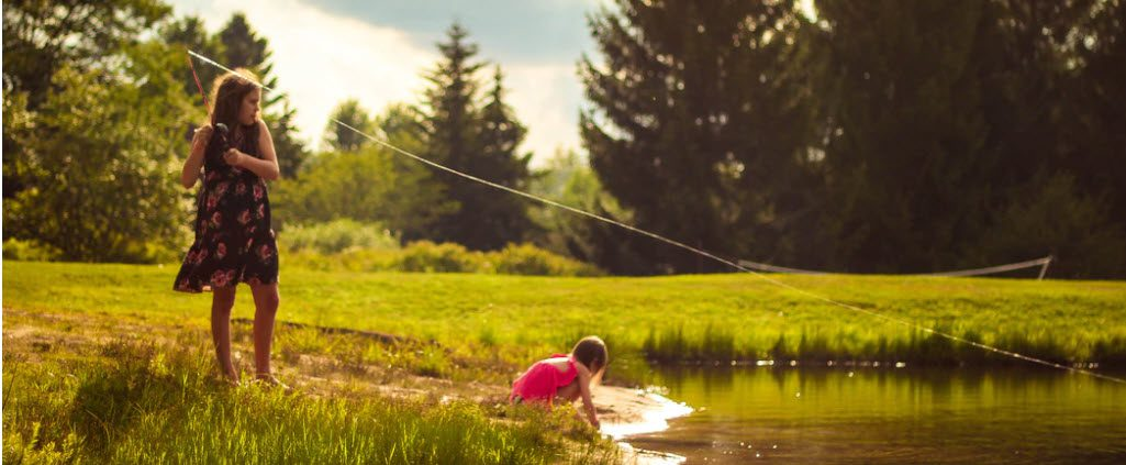 fishing rods for kids - stripe 2