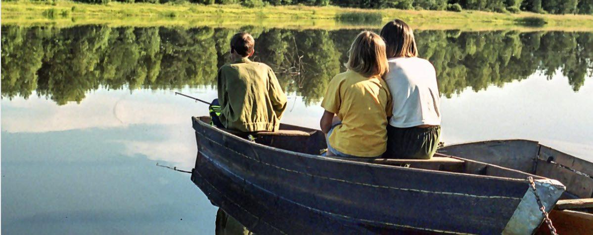 fishing rods for kids - stripe 3