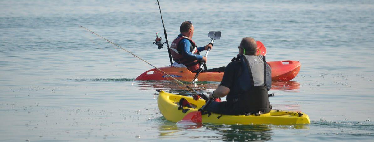 kayak rod and reel combos - stripe 1