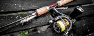 kayak rod and reel combos - stripe 4
