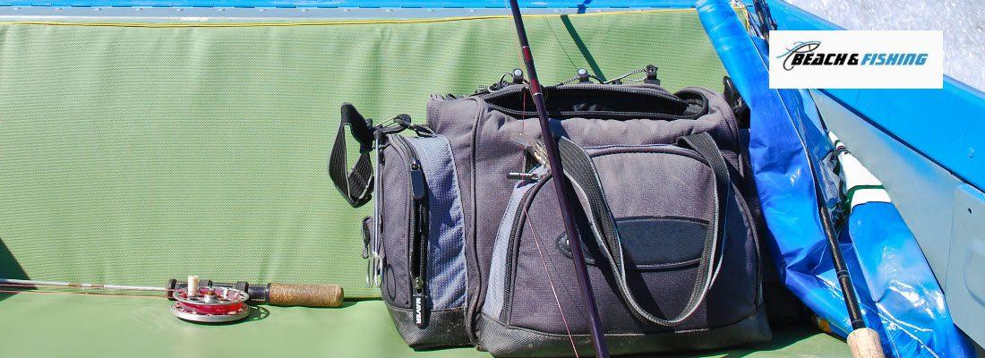 surf fishing tackle bag - header