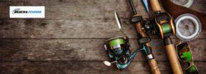 baitcaster v spinning reel - header