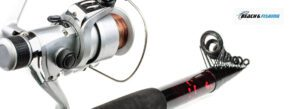 collapsible fishing rod - header