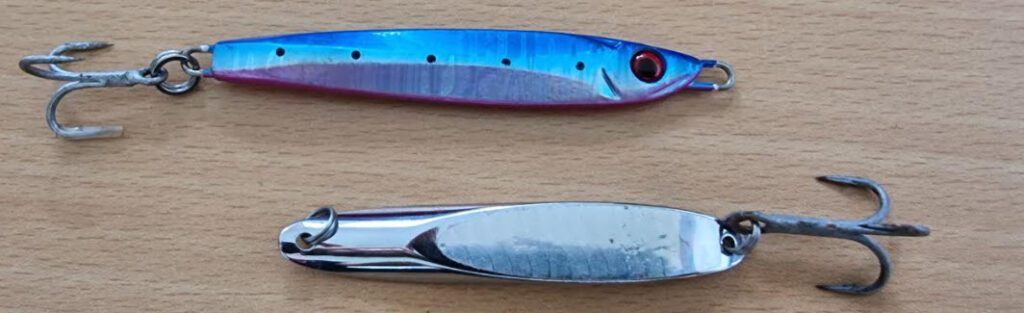 best lures for surf fishing - my lures