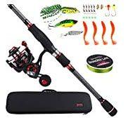 telescopic fishing rod - option 3