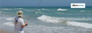 telescopic surf rod and and reel combos