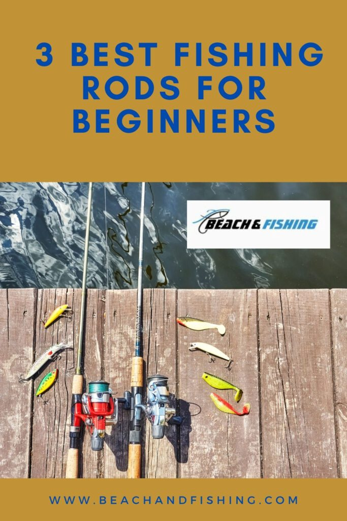 3 Best Fishing Rods for Beginners - Pinterest