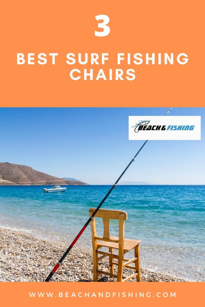 3 Best Surf Fishing Chairs - pinterest