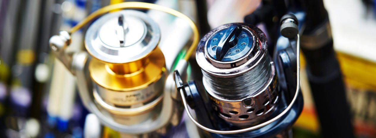 best fishing reels - Spinning reels