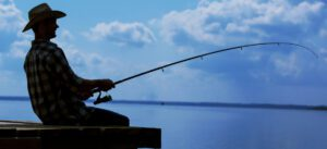 general rod and reel combos -fishing on jetty