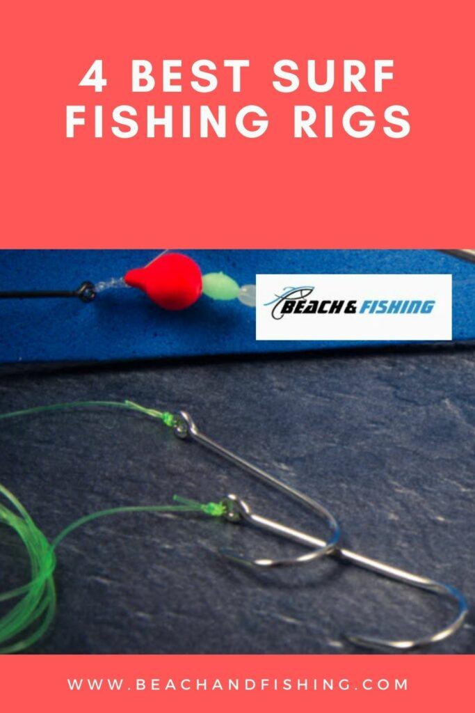 4 Best Surf Fishing Rigs - Pinterest
