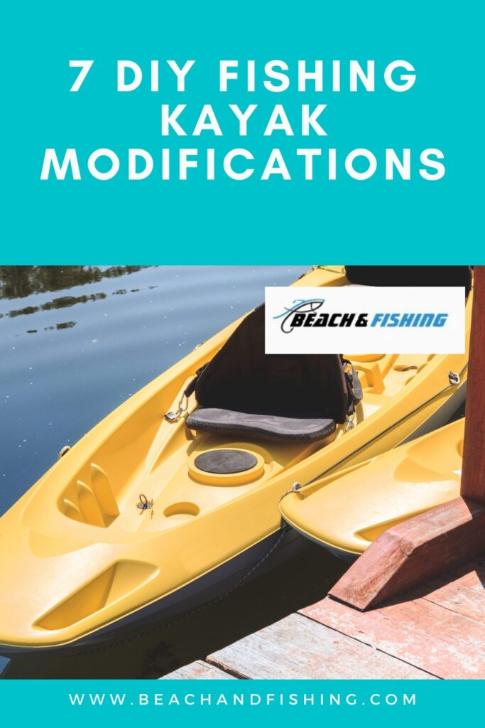 7 DIY Fishing Kayak Modifications - Pinterest