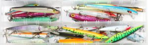 Best Fishing Lures For The Kayak - jerkbait lures