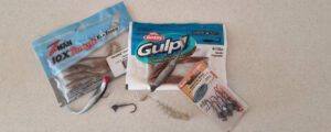 Best Fishing Lures For The Kayak - my lures