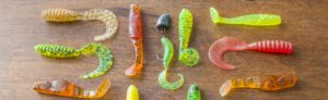 Best Fishing Lures For The Kayak - soft plastics