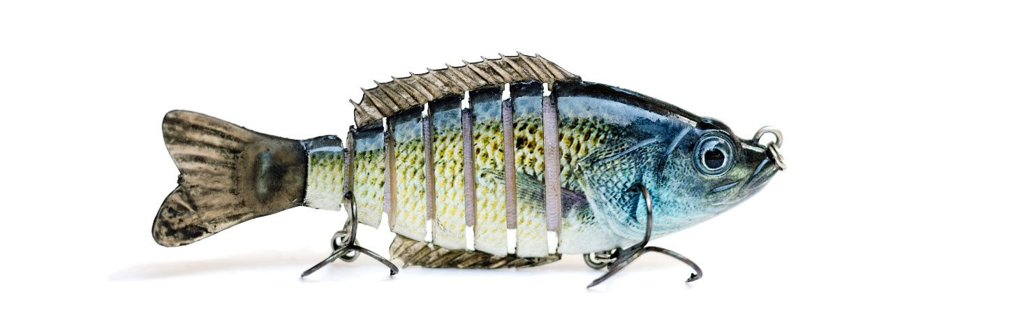 Best Fishing Lures For The Kayak - swimbait lures