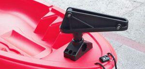 DIY fishing kayak modifications - anchor lock