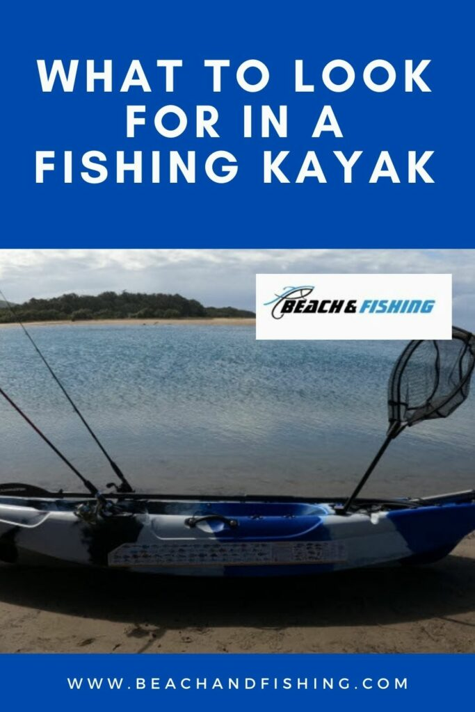 What To Look For In A Fishing Kayak - Pinterest