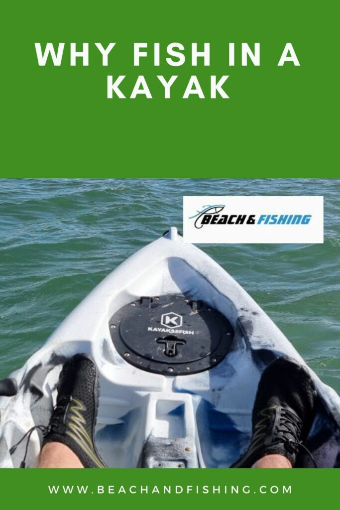 Why Fish In A Kayak - Pinterest