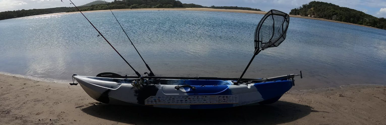 Why Fish In A Kayak - kayak launch