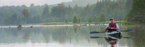 Why Fish In A Kayak - peaceful kayak fishing