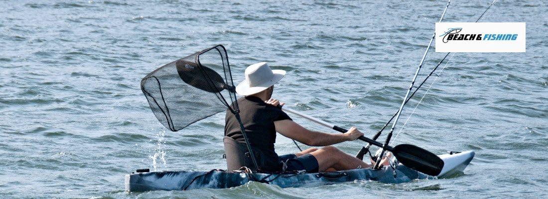 best kayak landing nets - header
