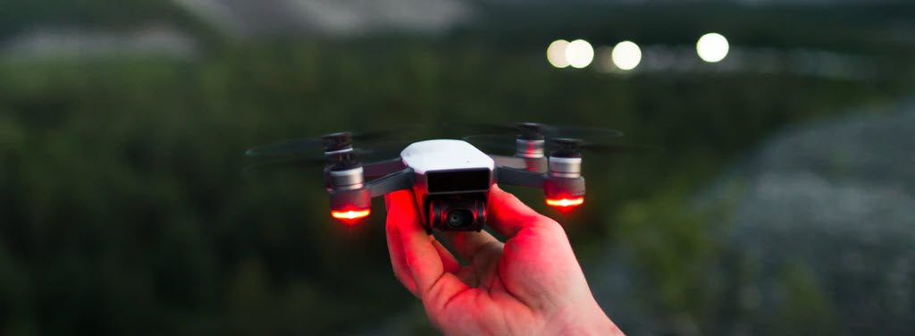 best surf fishing drones - drone