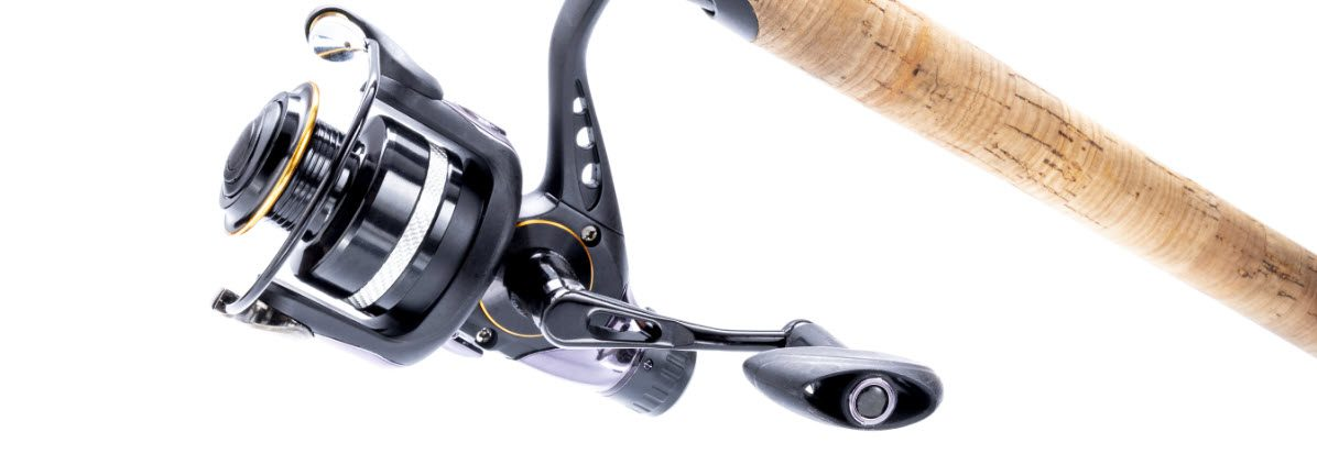 high end surf fishing rods - spinning reel