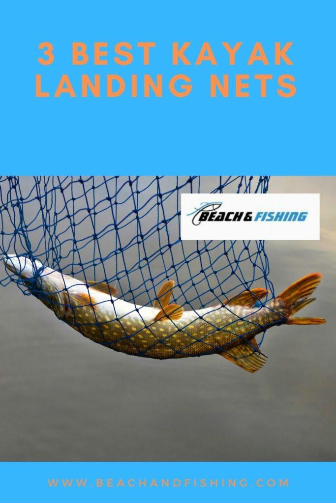 Best Kayak Fishing Nets - Pinterest